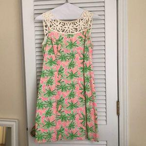 Lilly Pulitzer carrot print dress